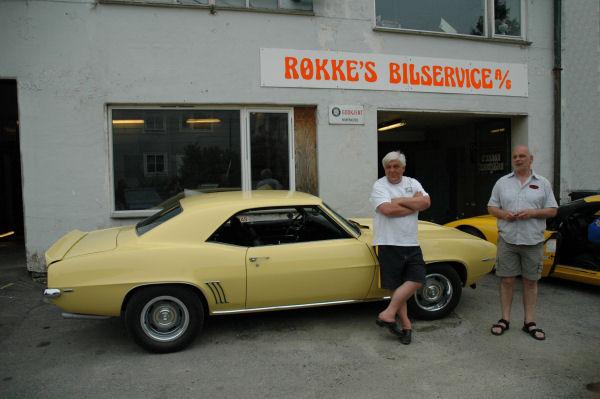 Røkkes Bilservice AS, Trondheim